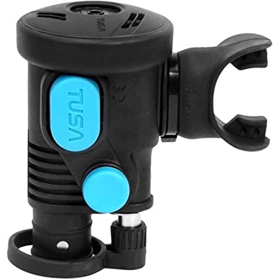 Tusa Duo Air Octopus/Inflator for Buoyancy Compensator Scuba BC