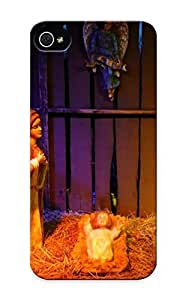Ideal Letteredor Case For HTC One M7 Cover (free Christmas Nativity ), Protective Stylish Case