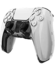 PS5 Clear Transparent New Protective Shell Case for Play Station 5 Controller