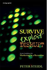Survive, Exploit, Disrupt: Action Guidelines for Marketing in a Recession Kindle Edition