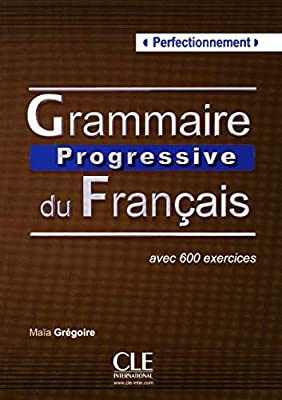 Grammaire Progressive Du Francais Livre Perfectionnement