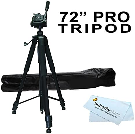 Profesional PRO 72 Super fuerte trípode de accesorios con Deluxe ...