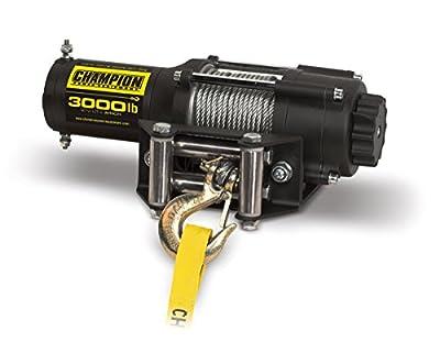 Champion 3000-lb. ATV/UTV Winch Kit from Champion Power Equipment
