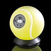 Infactory Pearl - Despertador, diseño de Pelota de Tenis ...