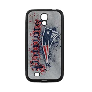 Personalized Fantastic Skin Durable Rubber Material Samsung Galaxy s4 I9500 Case - New England Patriots