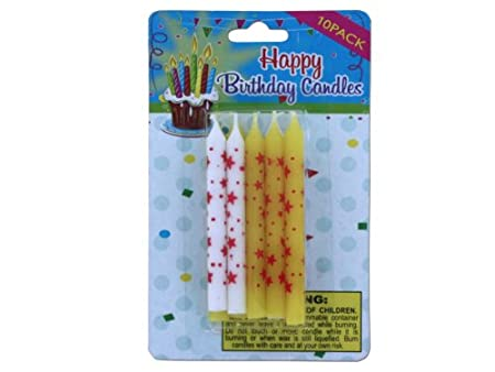 Wholesale Birthday Candle Set