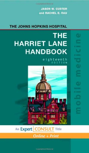 The Harriet Lane Handbook: Mobile Medicine Series, Expert Consult: Online and Print (Mobile Online-shopping In Den Usa)