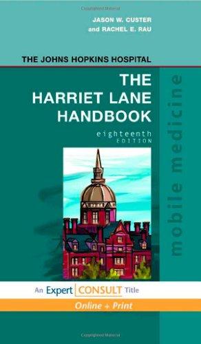 The Harriet Lane Handbook: Mobile Medicine Series, Expert Consult: Online and Print