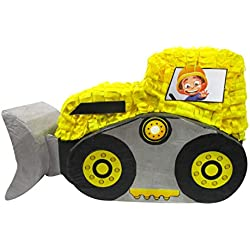 Bull Dozer Construction Pinata