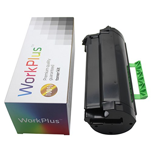 WorkPlus 8,500 pages High Yield Laser Toner Cartridge Compatible for Dell 331-9805 Dell B2360d B2360dn B3460dn B3465dn B3465dnf Printers (Black 1PC)