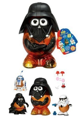 Mr Potato Head Star Wars Darth Tater Trio Combo Set