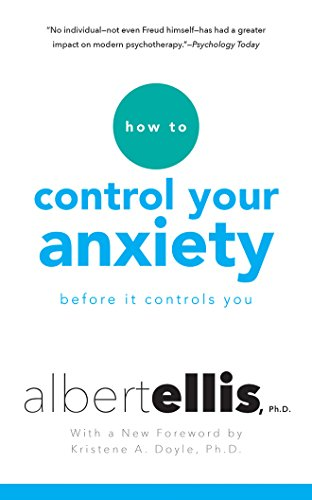 How to Control Your Anxiety: Before it Controls You by Brilliance Audio