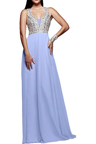 A mia La Partykleider Abendkleider Chiffon Linie Zwei Traeger Braut Lilac Jugendweihe Kleider Rock Brautmutterkleider vdYfRrpd