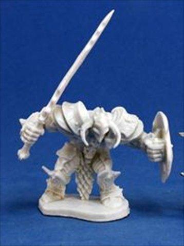 Grim Reaper miniature 77,150 Bones - Ragnaros, evil warrior
