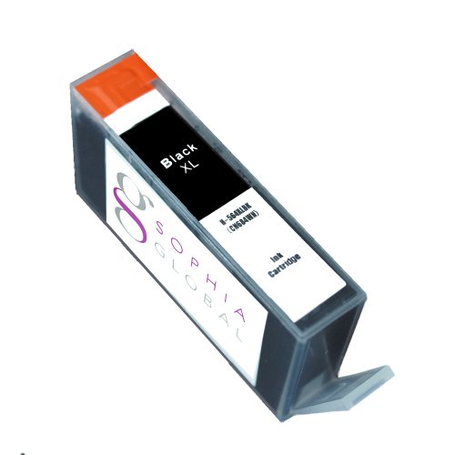 Sophia Global Compatible Ink Cartridge Replacement for HP 564XL (1 Black)