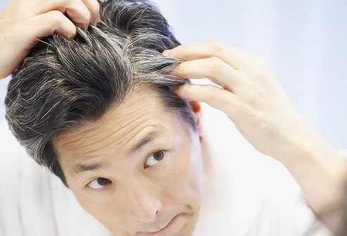 antiaging Hair - Grey Hair - Korean Ginseng - red maca Powder Natural - (2 Bottles Combo)