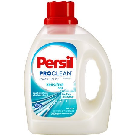 Persil ProClean Hypoallergenic Power-Liquid Sensitive Skin Laundry Detergent, 100 fl oz (1) (1)