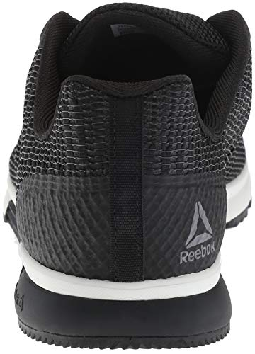 Reebok Shoes TR Speed Black Chalk Men's Shark Flexweave Training qg1ZOqP
