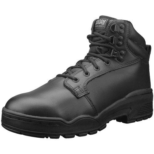 Magnum Unisex-Adult Magnum Patrol Cen 11891 Black Textile Boots 7 UK 8 D(M) US (Cen Magnum)