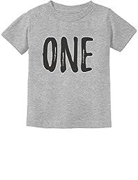 Tstars Baby Girl/Boy 1st Birthday Gift for One Year Old Infant Kids T-Shirt
