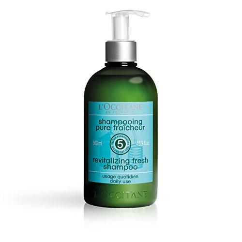 (L'Occitane Aromachologie Revitalizing Fresh Shampoo, 16.9 Fl. Oz.)