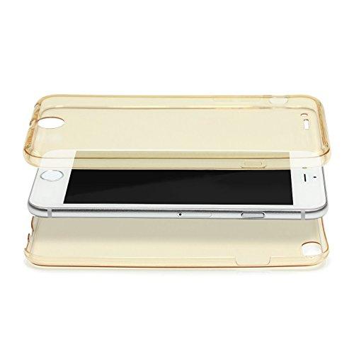 Arktis iPhone 5 5s SE Fullbody Case - Gold