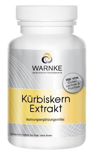 Extracto de semillas de calabaza - 500mg con Vitamina E y Selenio - 250 cápsulas - 157g - productos para la salud Warnke: Amazon.es: Salud y cuidado ...