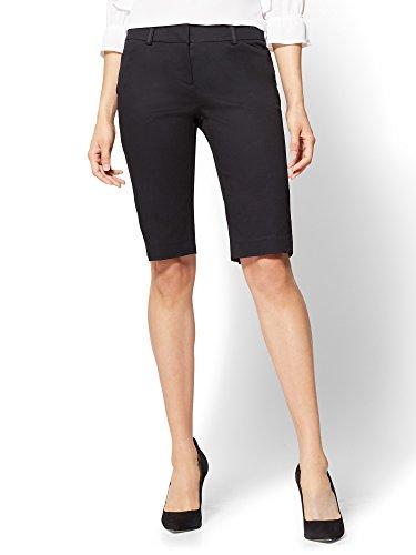 New York & Co. Women's 7Th Avenue - Bermuda Short - Modern 8 (Womens Tailored Shorts)