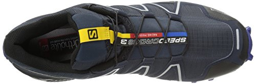 Salomon Speedcross 3 CS, Scarpe Sportive, Uomo Blu
