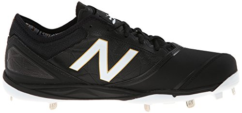 New White Baseball Minimus Men's Black MBB Low Balance rnwq740vr