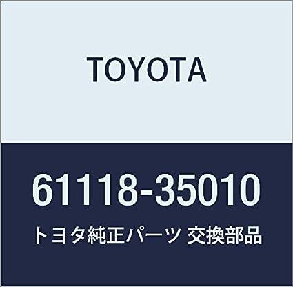 FJ Cruiser Upper Panel Protector                  Genuine OEM Toyota 61992-35010