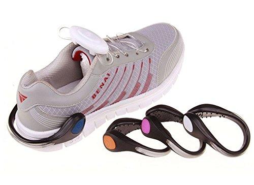 Vinciann , Chaussures de course pour homme bianco bianco