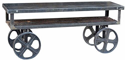 Industrial Trolley Cart Plasma Stand