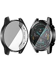 Full Cover Case - Huawei Watch GT2 46mm - Black