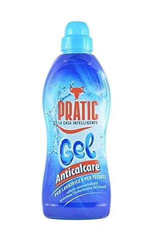 Pratic Gel antical para Lavadora y tejidos 750 ml: Amazon.es ...