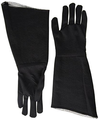 Forum Novelties Child Super Hero Gauntlet Gloves, Black]()