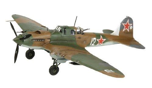 Tamiya America, Inc 1/72 Ilyshin IL-2 Shturmovik Aircraft, TAM60781