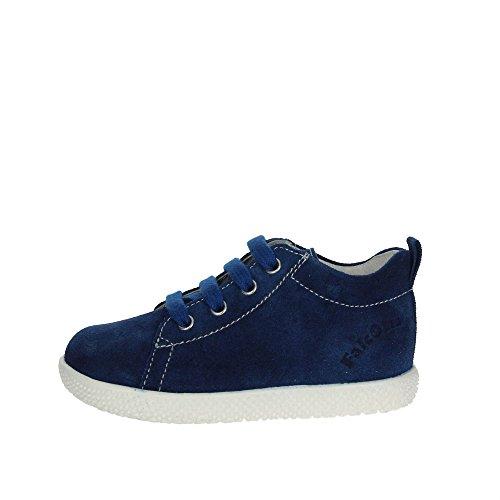 Falcotto 0012012529.02.9111 Zapatillas De Deporte Bajas Boy Azul