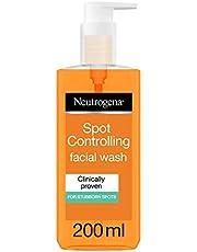 Neutrogena, Spot Controlling Oil-free Facial Wash, 200ml