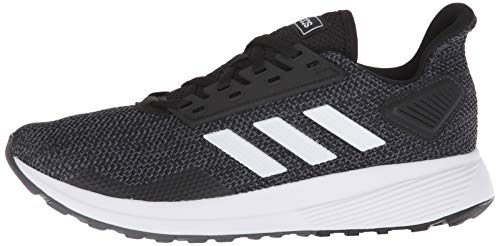 Adidas blanc Noir Duramo gris Femme 9 0c4q0ZyrF