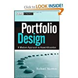 img - for Portfolio Design: A Modern Approach to Asset Allocation (Wiley Finance) [Hardcover] [2011] (Author) Richard C. Marston book / textbook / text book