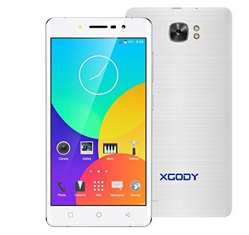 Xgody Android 7.0 16GB+1GB Cell Phone Unlocked 5 Inch 4G FDD
