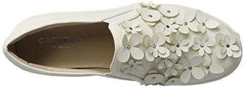 Carvela Juniper - Zapatillas Mujer Blanco (WHITE)