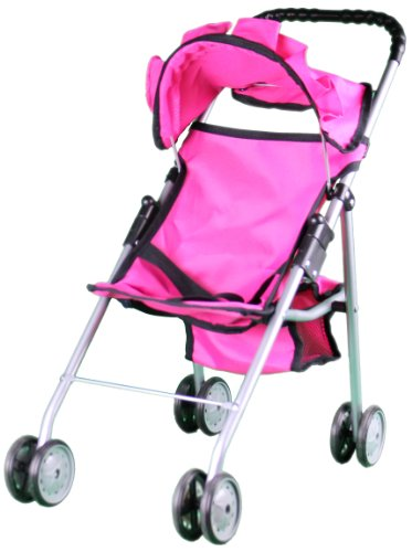 Mommy & Me My First Doll Stroller (9318)