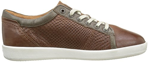 Kickers Happystill - Zapatillas Mujer Marron (Marron Clair Bronze)