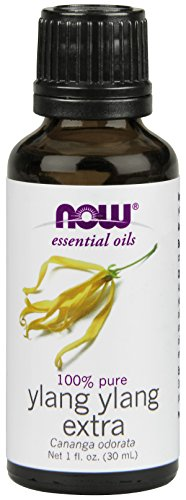 NOW 100% Pure Ylang Ylang Essential Oils that help anxiety