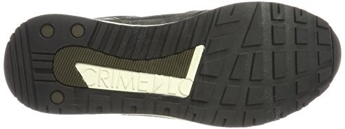 Crime London 11705a17b, Sneakers Basses Homme Vert (Oliv)