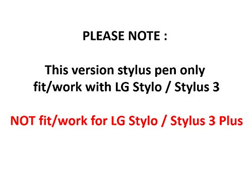 for LG Stylo 3 LS777 LCD Touch Screen Stylus Pen Replacement