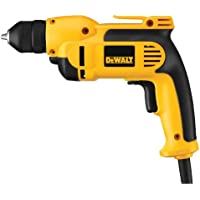 Dewalt DWD112 3/8 in. (10mm) VSR Pistol Grip Drill with Keyless Chuck