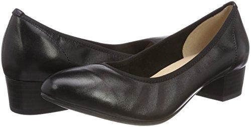 Scarpe Caprice Donna Nero Nappa 22317 black Tacco Con 22 PPwq51r